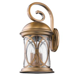 Affordable Glaucia Elegant 4-Light Outdoor Wall Lantern By Darby Home Co