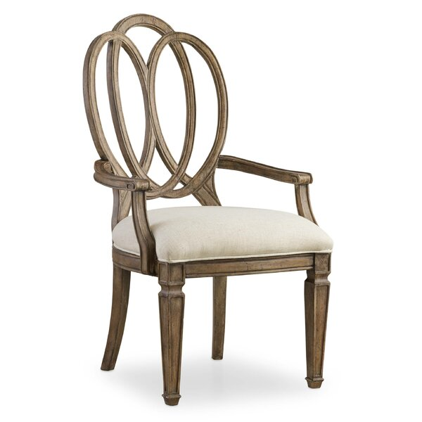 Solana Armchair (Set of 2) by Hooker Furniture