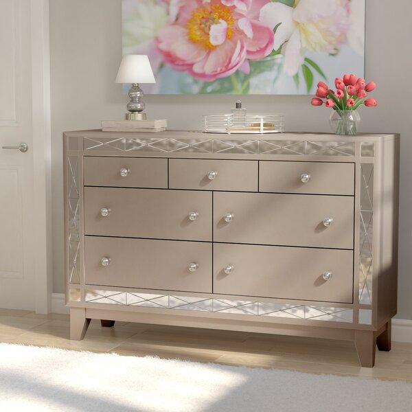 Alessia 7 Drawer Dresser by Willa Arlo Interiors