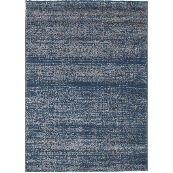 Duckworth Blue Area Rug by Williston Forge