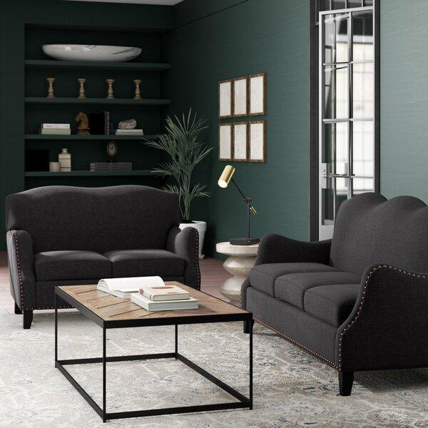 Teri 2 Piece Living Room Set by Greyleigh