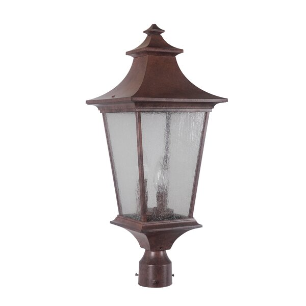 Chafin 3-Light Lantern Head by Fleur De Lis Living