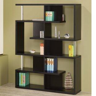 Mcarthur Spacious Wooden Cube Unit Bookcase Ivy Bronx