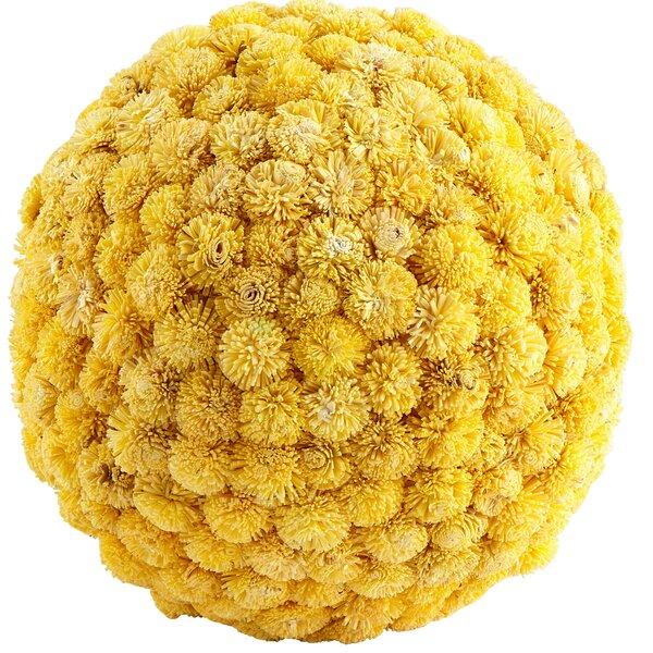 Decorative Sia Filler Ball Sculpture by Cyan Design