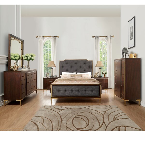 Ceres Panel Configurable Bedroom Set by Mercer41