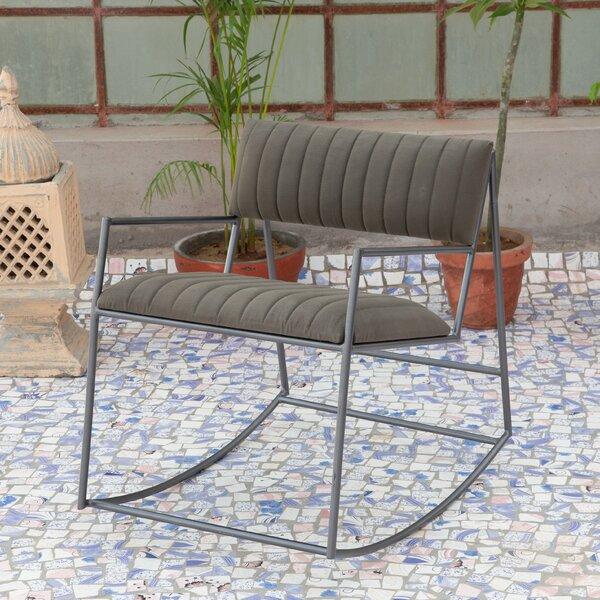 Dixit Rocking Chair by Ebern Designs Ebern Designs