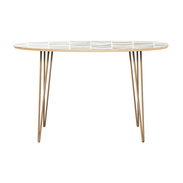 Metcalf Dining Table by Wrought Studio