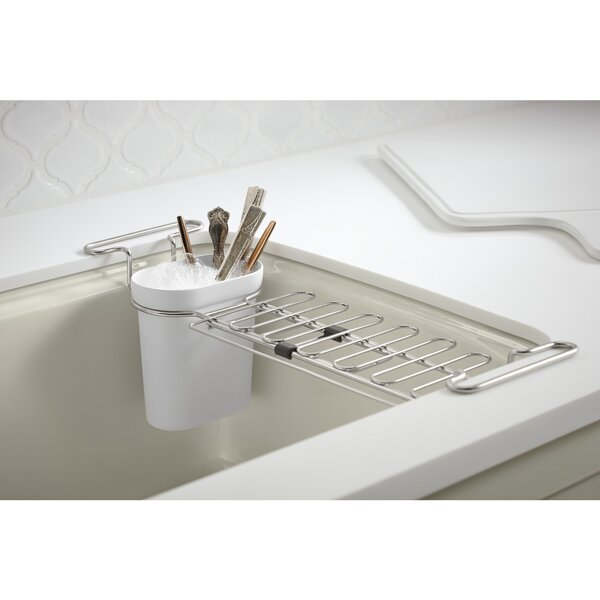 Kitchen Sink Utility Rack by Kohler
