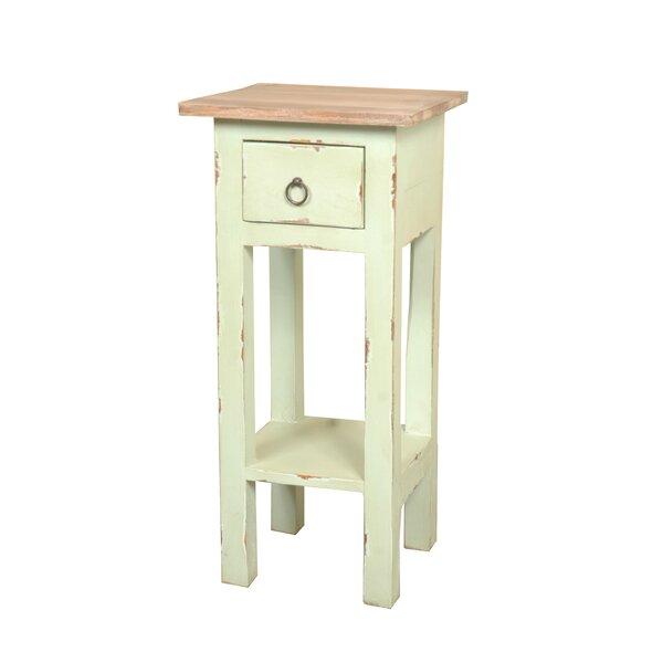 Covington End Table by Ophelia & Co.