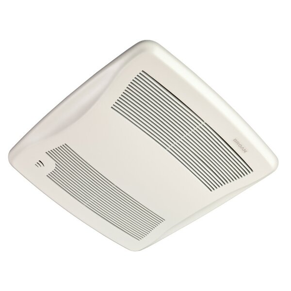 Ultra 110 CFM Energy Star Bathroom Fan with Humidity Sensing by Broan