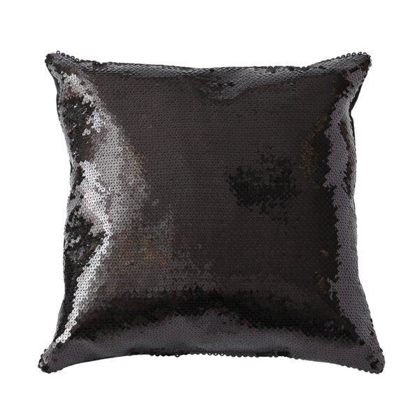 Sassa Sequin Throw Pillow by Willa Arlo Interiors