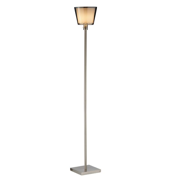 Prescott Tall 71.75 Torchiere Floor Lamp by Adesso