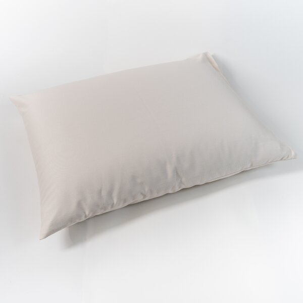 Oscar Natural Wool Pillow by Alwyn Home