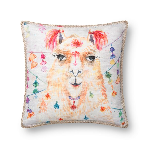 Boudreau Indoor/Outdoor Throw Pillow By Bungalow Rose