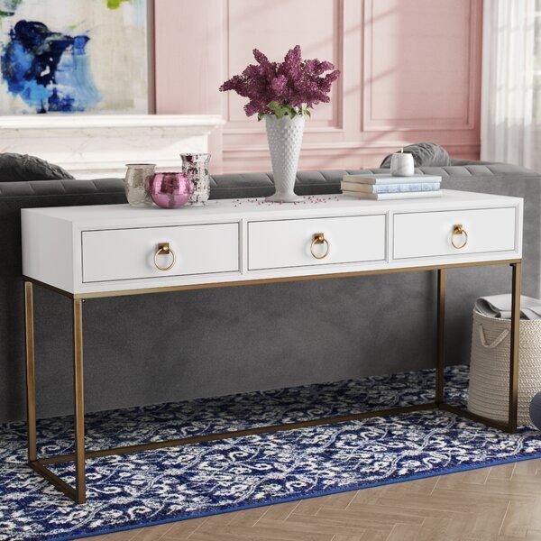 Rosenda Console Table By Willa Arlo Interiors