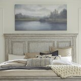 Goshen Queen Panel Headboard by Gracie Oaks