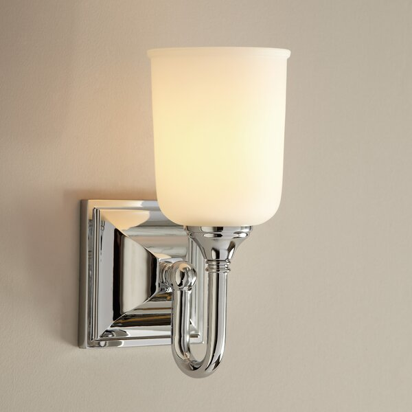 Beacon 1-Light Bath Sconce by Birch Lane™