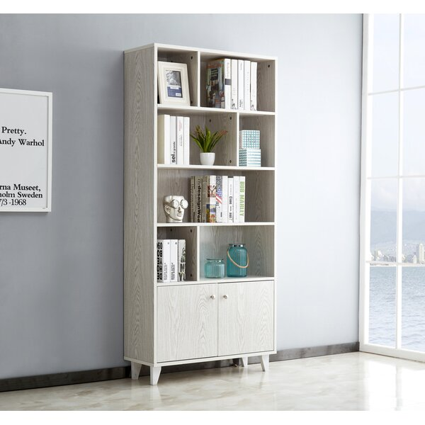 Andrell Step Bookcase By Latitude Run