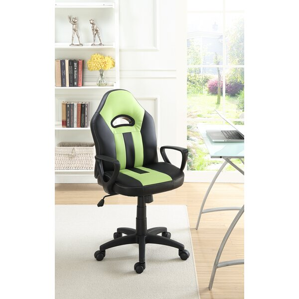Channell Comfortable Cushioned Executive Chair by Ebern Designs