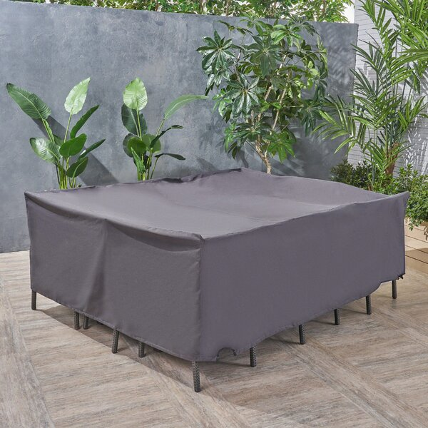 Cytheria Patio Dining Set Cover by Freeport Park