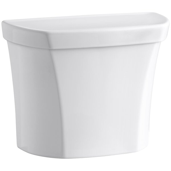Wellworth Dual-Flush Tank with Right-Hand Trip Lever by Kohler