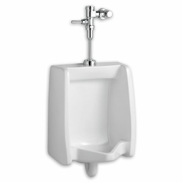 Washbrook 1.0 GPF Washout Top Spud Urinal by American Standard