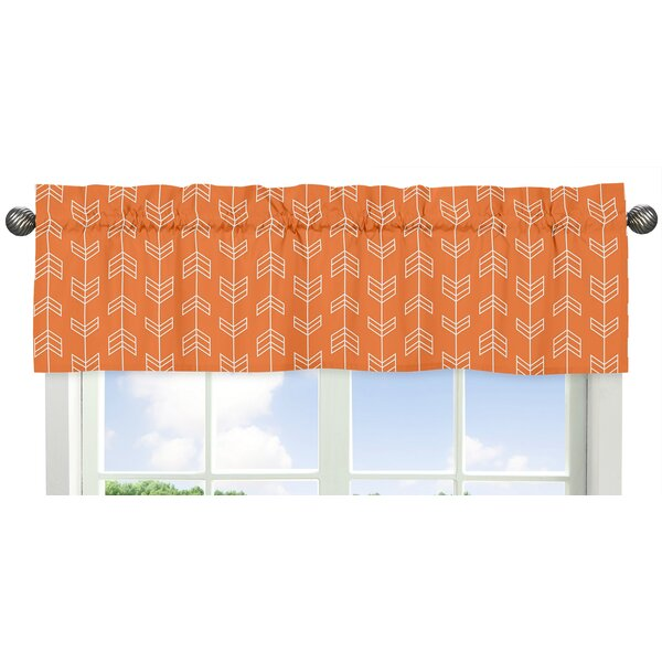 Arrow Print Curtain Valance by Sweet Jojo Designs