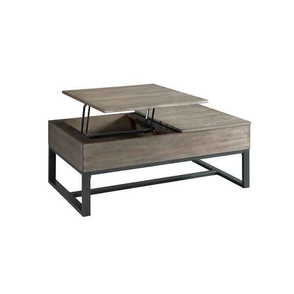 Houser Lift Top Coffee Table by Williston Forge