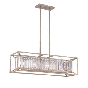 Apus 4-Light Kitchen Island Pendant
