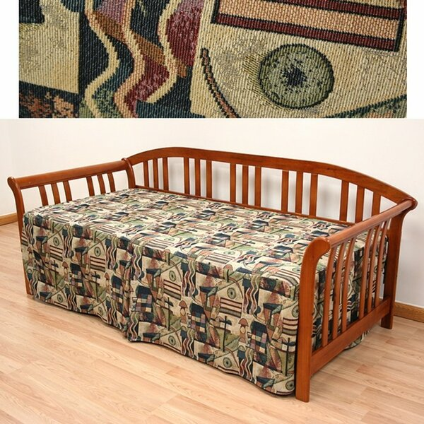 Hip Hop Box Cushion Daybed Slipcover by Easy Fit