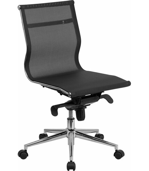 Dunson Mid-Back Ergonomic Mesh Executive Chair by Ebern Designs