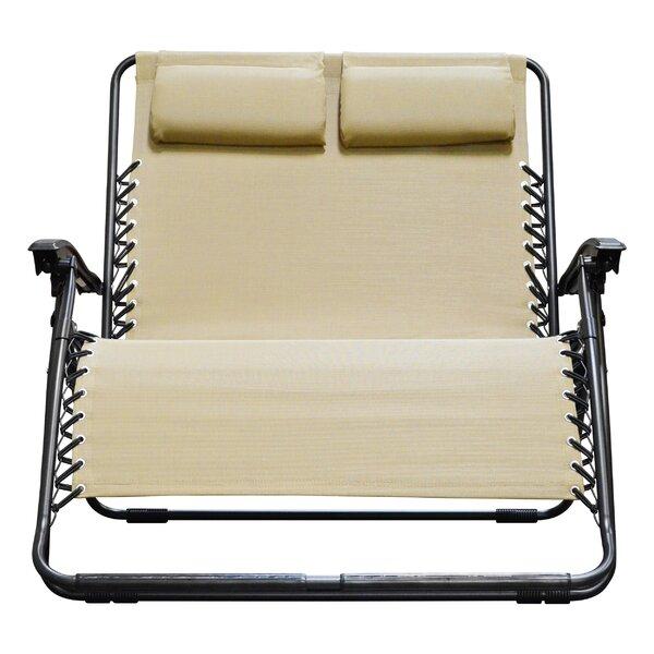 Infinity Reclining Camping Chair by Caravan Canopy Caravan Canopy