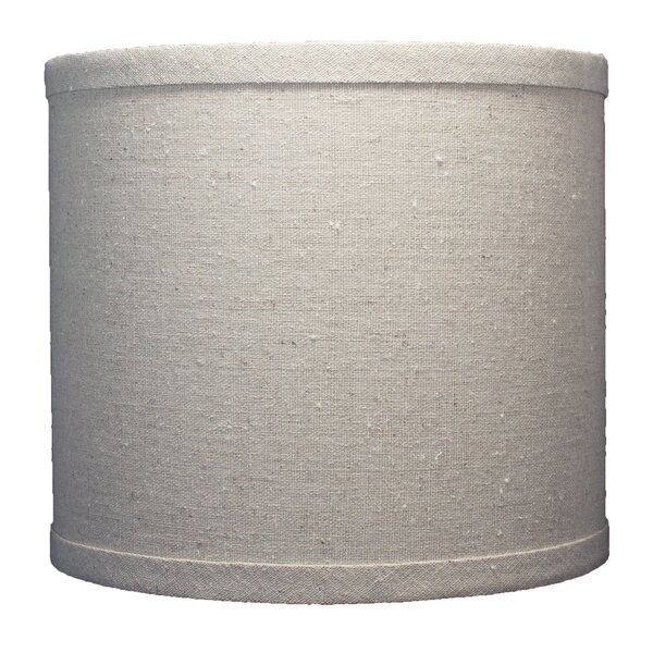 Classic 8 Linen Drum Lamp Shade by Urbanest
