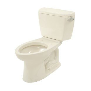 Drake 1.6 GPF Elongated Two-Piece Toilet (Seat Not Included) ByToto