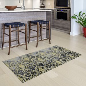 Modern Kitchen Mat washable kitchen rug runners | wayfair