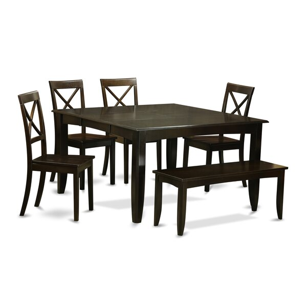 Pilning 6 Piece Dining Set by August Grove August Grove