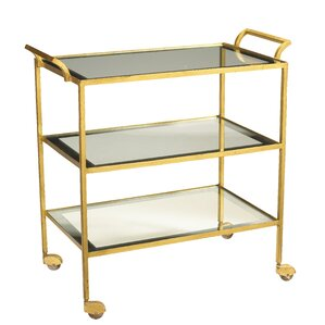 French Accents Bar Cart by French Heritage