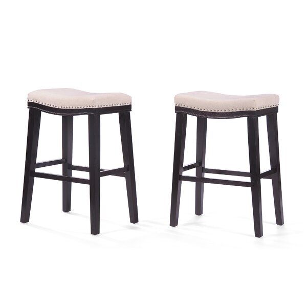 Reyes 30 Bar Stool (Set of 2) by Darby Home Co