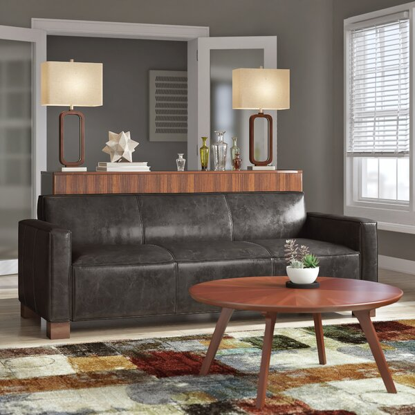 Cabot Leather Sofa by Gus* Modern