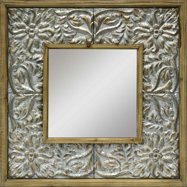 Phelan Accent Mirror by Gracie Oaks