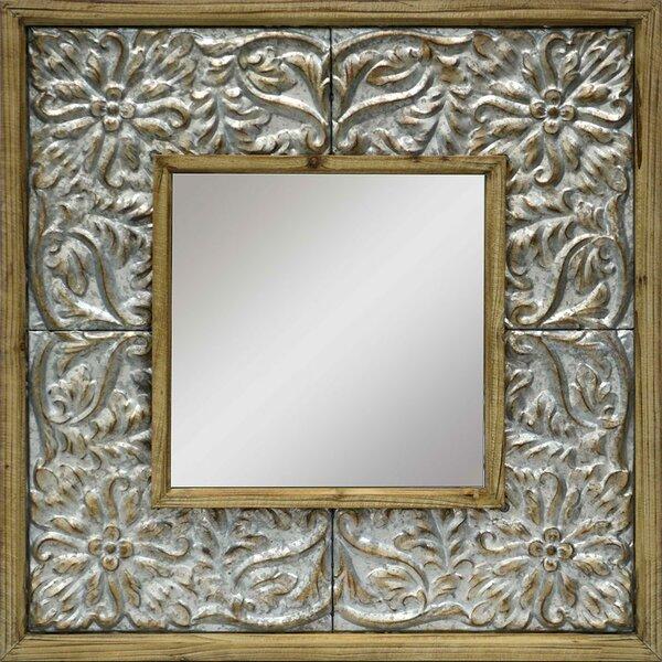 Phelan Accent Mirror by Gracie Oaks