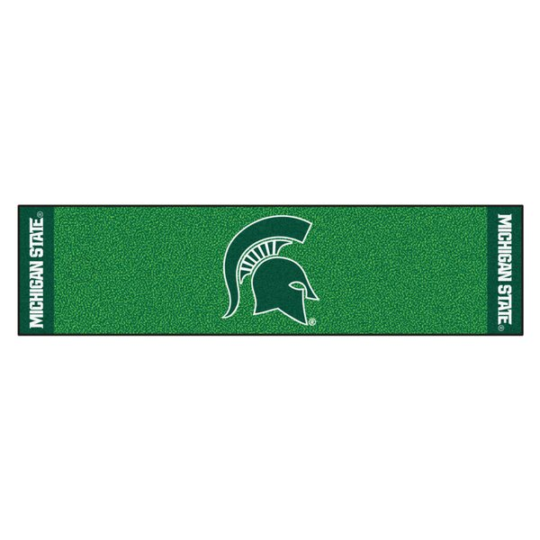 NCAA Michigan State University Putting Green Doormat by FANMATS