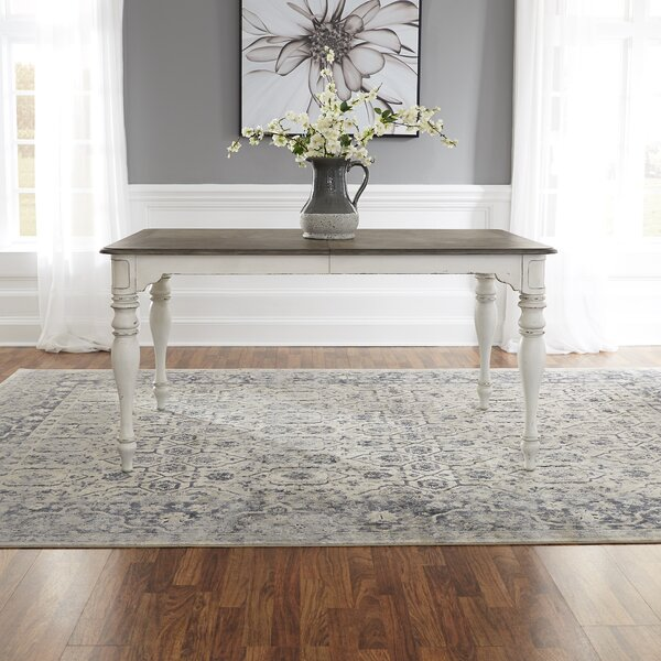 Tiphaine Extendable Dining Table by Ophelia & Co.