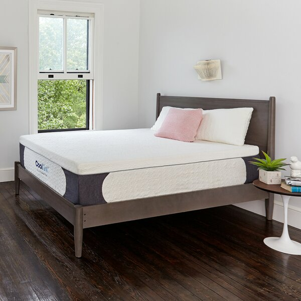 14 Medium Gel Memory Foam Mattress by Alwyn Home