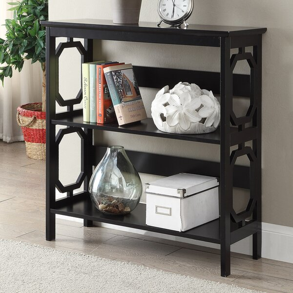 Buffavento Standard Bookcase by Beachcrest Home