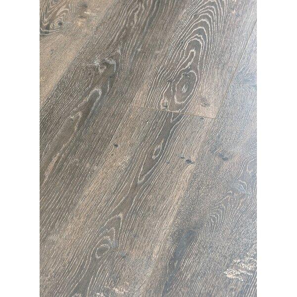 Machu Picchu 8 x 49 x 12mm Laminate Flooring in Brown (Set of 4) by Christina & Son