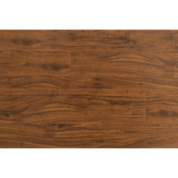 Impact 6 x 48 x 12mm Hickory Laminate Flooring in Amazonian by Dyno Exchange
