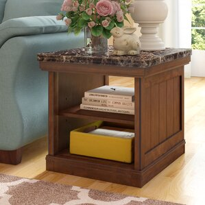 Hodgkinson End Table by Darby Home Co
