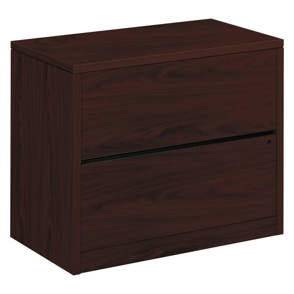 Review  2-Drawer Vertical Filing Cabinet.  Top review