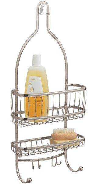 Duff Shower Caddy by Rebrilliant